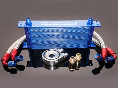 Circuit Sports Oil Cooler Kit (Universal)