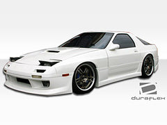 Duraflex GP-1 Side Skirts Rocker Panels 1986-1991 Mazda RX-7