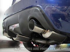 Greddy Evo3 Catback Exhaust 2013-2014 Scion FR-S