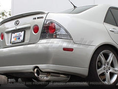 Greddy SP Elite Catback Exhaust 2001-2005 Lexus IS300