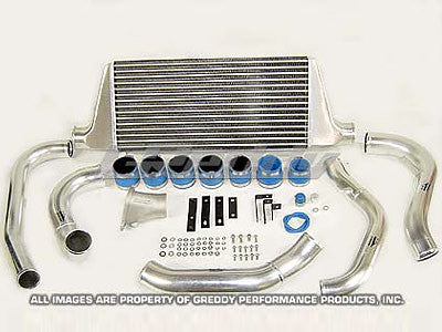 Greddy Spec R Intercooler Kit HG 1987-1989 Mazda RX-7
