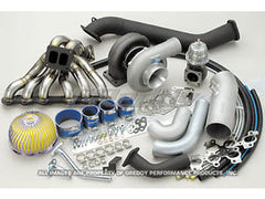 Greddy Turbo Kit Upgrade 1991-1993 Nissan 240SX, S13, SR20DET 11520007