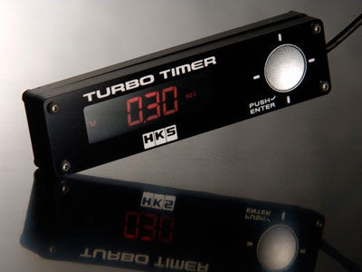 HKS Black Turbo Timer Type-0