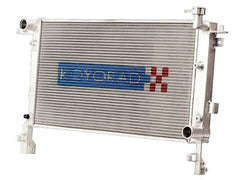 Koyorad Hyper V-Series Aluminum Racing Radiator 36MM Core 2009-2013 Hyundai Genesis Coupe 3.8 V6