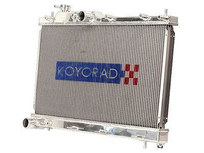 Koyorad R-Series N-Flo Aluminum Racing Radiator 53MM Core 1989-1992 Mazda RX-7