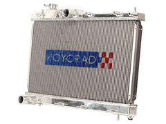 Koyorad R-Series Aluminum Racing Radiator 53MM Core 1989-1992 Mazda RX-7