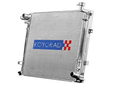 Koyorad V-Series Aluminum Racing Radiator 36MM Core 1988-1991 Honda Civic, CRX
