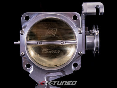 K-Tuned 80MM Throttle Body w/ IACV and MAP Ports, K-Series TPS
