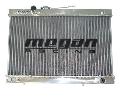 Megan Racing Aluminum Radiator 1986-1992 Toyota Supra MT