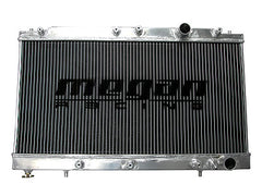 Megan Racing Aluminum Radiator 1989-1994 Mitsubishi Eclipse Turbo MT