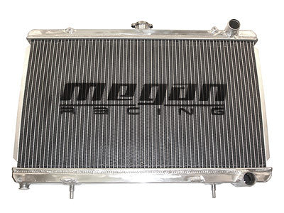 Megan Racing Aluminum Radiator 1989-1994 Nissan 240SX KA24 MT