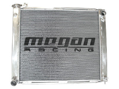Megan Racing Aluminum Radiator 1990-1996 Nissan 300ZX Turbo MT
