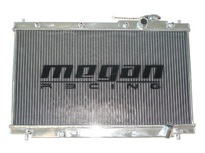 Megan Racing Aluminum Radiator 2001-2005 Honda Civic MT