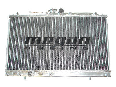 Megan Racing Aluminum Radiator 2003-2007 Mitsubishi Lancer EVO 8 / 9 MT
