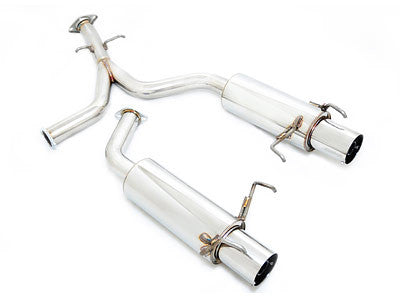 Megan Racing Axle Back Exhaust Drift Spec 2006-2013 Lexus IS250 RWD