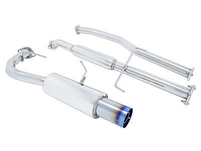 Megan Racing Catback Exhaust Drift Spec Titanium Tip 2005-2010 Scion TC