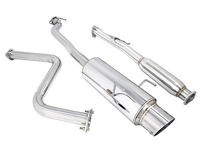Megan Racing Catback Exhaust NA-Type 1990-1993 Honda Accord