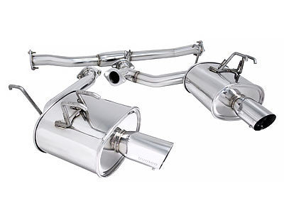 Megan Racing Catback Exhaust OE-RS 2004-2009 Honda S2000 AP2