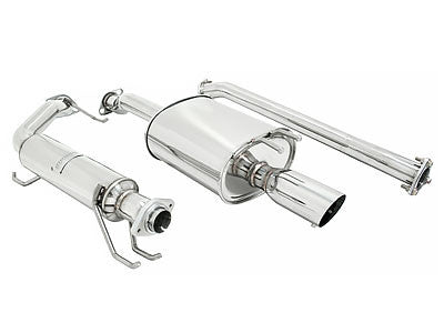 Megan Racing Catback Exhaust OE-RS 2006-2011 Honda Civic SI 2DR