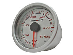 Megan Racing Oil Temperature Gauge (52MM) Version 2