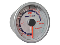 Megan Racing Vacuum Gauge (52MM) Version 2