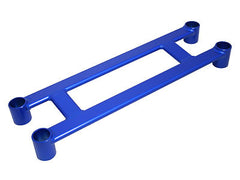 Megan Racing Blue Front Lower H-Brace 2003-2008 Mazda Mazda6