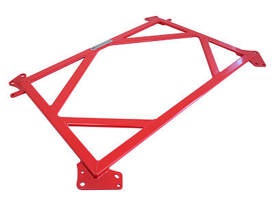 Megan Racing Red Front Middle H-Brace 2001-2005 Lexus IS300