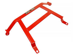Megan Racing Red Front Lower H-Brace 1992-2000 Honda Civic