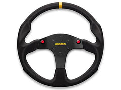 Momo MOD.80 Evo 350MM Suede Racing Steering Wheel