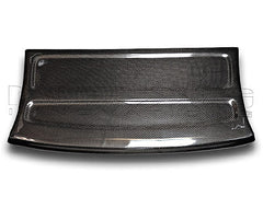 NRG Black Carbon Fiber Interior Deck Lid 1996-2000 Honda Civic HB EK9