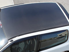 NRG Carbon Fiber Roof Cover Overlay 1992-1995 Honda Civic 3DR HB