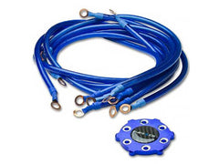 NRG Ground Wire Kit - Blue