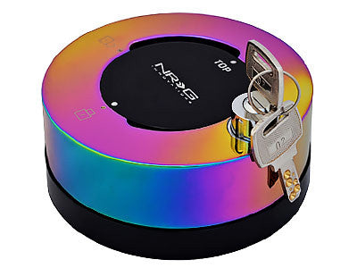 NRG Quick Lock Hub Adapter (Neochrome)