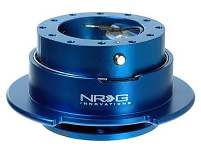 NRG Quick Release Kit Gen 2.5 (Blue Body / Blue Ring)