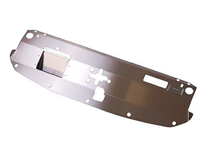 NRG Stainless Steel Air Diversion Panel w/ Replacement Heat Shield 2000-2009 Honda S2000