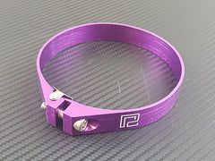 P2M Purple Aluminum Hose Clamp