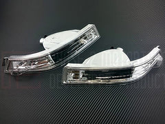 P2M Kouki Front Turn Signal Lamps 1995-1998 Nissan 240SX, Silvia, S14 (JDM Bumper Only)