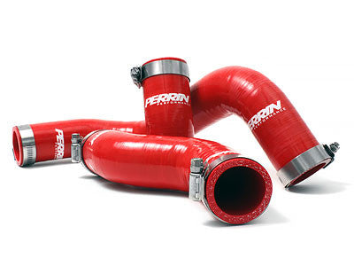 Perrin Radiator Hose Kit Red 2013-2015 Scion FR-S