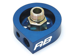 Racing Beat Oil Filter Relocation Kits / Block Adapters