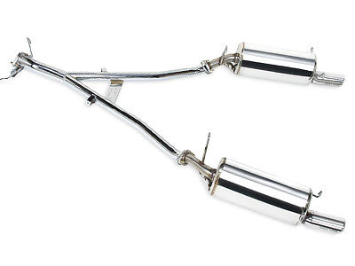 Racing Beat Power Pulse Catback Exhaust 1986-1992 Mazda RX-7 Non-Turbo