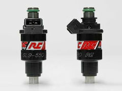 RC Engineering 550CC Saturated Fuel Injectors (SL9-0550)
