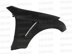 Seibon Carbon Fiber Front Fenders 2003-2007 Infiniti G35 Coupe (10MM Wider)