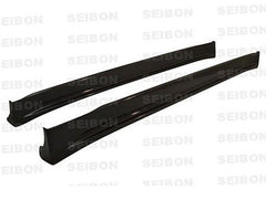 Seibon TA Style Carbon Fiber Side Skirts 2001-2005 Lexus IS300