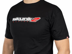 Skunk2 Racing Go Faster T-Shirt (Black) Front