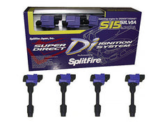 SplitFire Super Direct Ignition Coil Packs 1999-2002 Nissan 240SX / Silvia, S15, SR20DET