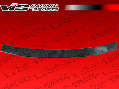 VIS Racing Carbon Fiber Roof Spoiler Techno R 2001-2005 Lexus IS300 4DR
