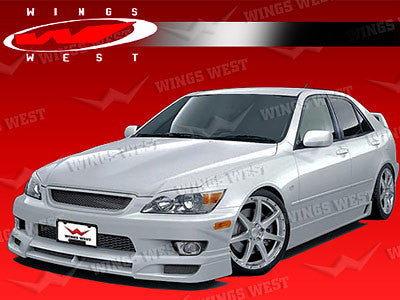 VIS Racing JPC Polyurethane Front Lip 2001-2005 Lexus IS300 4DR