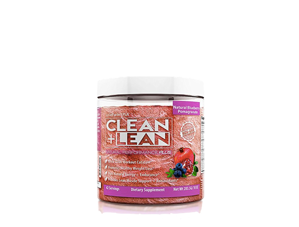 CLEAN+LEAN - Pre-WorkOut