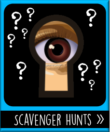 Printable Scavenger Hunt Games