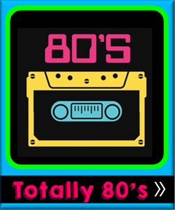 Printable 80's Party Theme Collection
